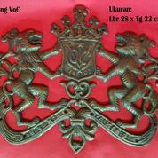 Lambang VoC antik, belanda (3368789) di Kota Jakarta Selatan