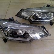 Headlamp Original Honda Jazz RS tahun 2015 - 2016 (3384195) di Kota Jakarta Utara