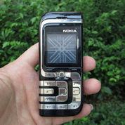 Nokia Jadul Nokia 7260 Fashion Phone Kolektor Item