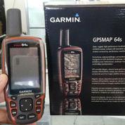 GPS Garmin 64S Glonass Sensitivitas Tinggi