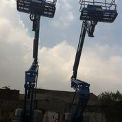 Articulating Boom Lift Z60 For Rent Working Height 20 Meter (3529503) di Kota Bekasi