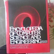 Ensyclopedia Computer Science and Engineering 2nd Edition by Anthony Ralston & Edwin D Reaily JR