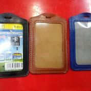 Casing Id Card Kulit Card Holder Leather (3664311) di Kota Tangerang