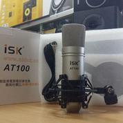 Microphone Condenser Recording ISK At100 Murah Di Bandung (3674037) di Kota Bandung