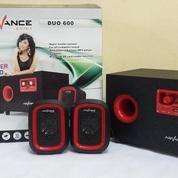 Advance USB/Micro SD Speaker Type Duo 600