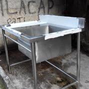 Sink Stainless Steel Murah Berkualitas (3766409) di Kota Depok