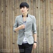 jaket pria korean style (3775206) di Kab. Bantul