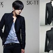 jas blazer pria black (3775267) di Kab. Bantul
