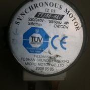 Synchronous AC Motor 220 VAC - 6 RPM (3824382) di Kota Surabaya