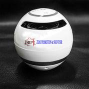 Souvenir speaker Bluetooth bulat BTSPK01 Radio / MP Player / Headset (3925227) di Kota Tangerang