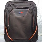 Tas Ransel Laptop Bruno Polo Brown | 98TQO16