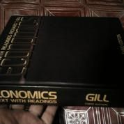 Economics A Text With Readings Third Edition by Richard T Gill