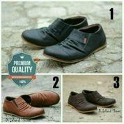 Sepatu Casual Slop Pria / Sepatu Santai / Sepatu Gaya / Sepatu Keren / Kerja / Boots Pria (4001489) di Kota Bandung