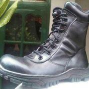 Sepatu PDL TNI Polisi Polri Security Satpam / Touring Bikers / Sepatu Safety Boots