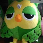 Boneka mainan anak Burung Hantu Si Owl grade super ORI SNI murmer M XL (4104531) di Kota Jakarta Selatan