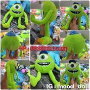 Boneka Monster Mata Satu Hijau Film bioskop Monster Inc.grade ORI SNI (4104591) di Kota Jakarta Selatan