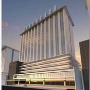 Cityland Mix Use Apartemen Hotel, Shopping Arcade di Simpang Lima