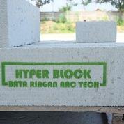 Bata Ringan AAC Hyperblock Murah (4119449) di Kab. Purwakarta