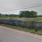 Tanah Strategis Pinggir Jalan Raya Pasar Ciseeng Parung Bogor (4149229) di Kab. Bogor