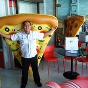 Permaian air model Pizza