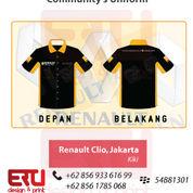 Spesialis Desain Seragam Dinas, Seragam Komunitas dan Kantor Profesional (4283753) di Kab. Bekasi