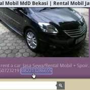 Rental Mobil MDD Jasa Sewa Mobil + Sopir & Lepas Kunci (4294455) di Kota Bekasi