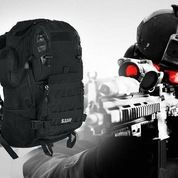 Tas Backpack Tactical Army