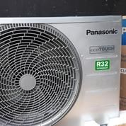ONLYOUTDOOR UNIT PANASONIC R32 ECO TOUGH 3/4 PK BARU.