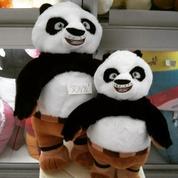 Boneka hewan Panda tambun&lucu tokoh kartun Kungfu Panda SNI NEW murah (4356543) di Kota Jakarta Selatan