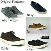 Sepatu Casual / Sneakers / Sepatu Original / Sepatu Kuliah / Sepatu Handmade