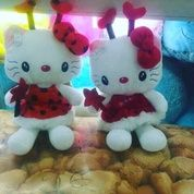 Boneka tokoh film kartun jepang HELLO KITTY spt Peri ada tongkat & sayap (4375417) di Kota Jakarta Selatan