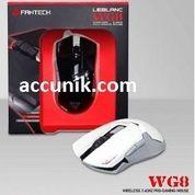 Mouse Wireless Fantech WG8 Garen 2.4GHZ