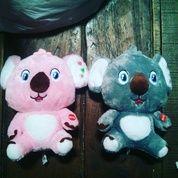 "boneka mainan anak tokoh kartun hewan khas Australia Asst Bima Koala 11"" Inch uk.M SNI ORI NEW murah"