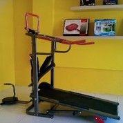 Treadmill Manual Murah TL 003 Tegal Brebes Pemalang Cirebon Pekalongan Purwokerto