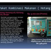 Paket Usaha Hotang Gerobak Dorong (4434047) di Kota Jakarta Selatan