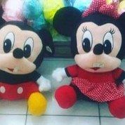 Boneka mainan anak tokoh kartun Disney Si Mickey Mouse & Minnie Mouse (4435191) di Kota Jakarta Selatan