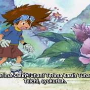Dvd Anime Digimon All Series Lengkap (4490715) di Kota Medan
