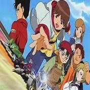 Dvd Anime Crush Gear Lengkap (4490883) di Kota Medan
