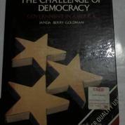 The Challenge of Democracy by Janda Berry Goldman (4510027) di Kota Bandung