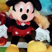 Boneka Mickey Mouse Kualitas Bagoes