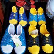 Sepatu Anak Crock Anti Air Full Colour Size 30-35