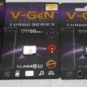 Microsd V-GEN Turbo class 10 16GB (66MB/s) (4538923) di Kota Jakarta Pusat