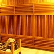 Diffuser Suara untuk audiophile, home theatre, karaoke, studio musik