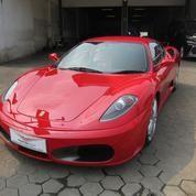Ferrari F430 Coupe Warna Merah Tahun 2006