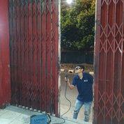 Biaya service/reparasi pintu harmonika & Rolling door Jakarta Selatan (4554373) di Kota Jakarta Timur