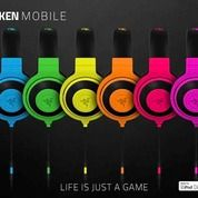 Razer Kraken Mobile Gaming Headset - on-the-go