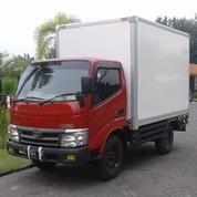 Karoseri Box fiber / freezer / pendingin Truk 4 roda atau engkel (4585533) di Kab. Sidoarjo