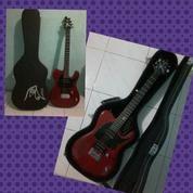 Gitar Listrik Merk XTREME + Hardcase (4662689) di Kota Tangerang
