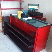 Paket PC Fullset + Meja Kasir   Siap Pakai (FREE ONGKIR JAWA)