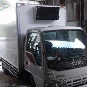 Karoseri Box fiberglass / Freezer box Thermo box Isuzu Elf long 4 roda (4753165) di Kab. Sidoarjo